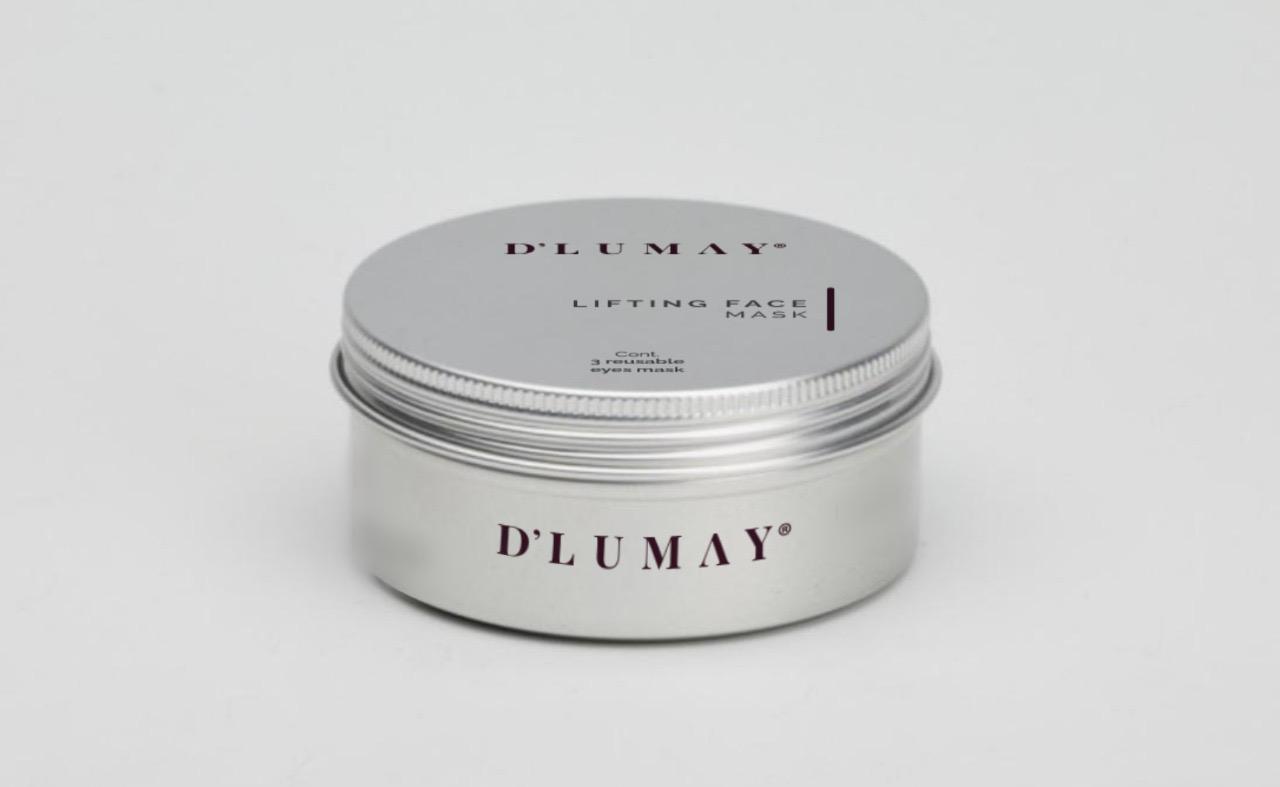 Lifting face mask D'Lumay
