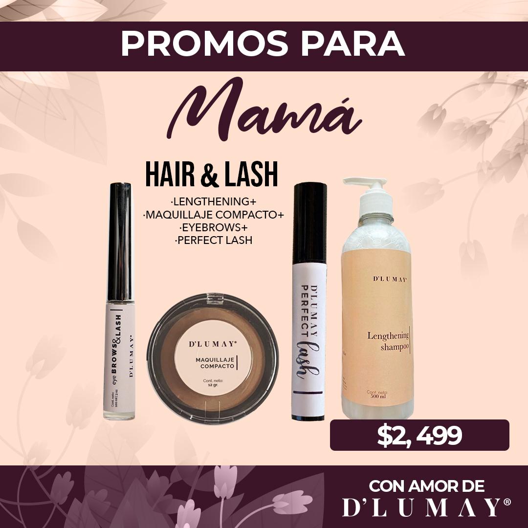 Hair & Lash 10 de Mayo
