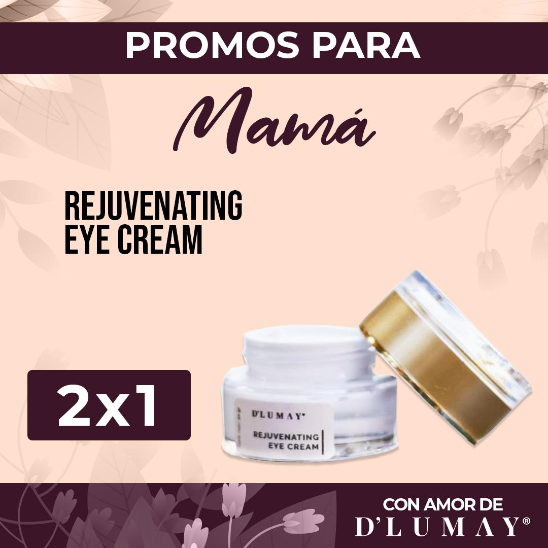 Rejuvenating Eye Cream 2X1